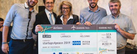 Start-Ups For Peace